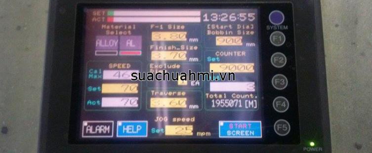 Chuyên sửa chữa màn hình cảm ứng Fuji Hakko. Hotline: 0942.043.053 hoặc 0977.130.973