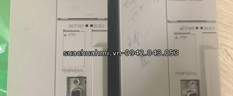 Sửa chữa bộ điều khiển PLC Omron, Hotline: 0942.043.053 hoặc 0977.130.973