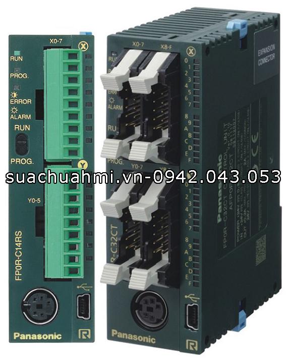 Sửa chữa bộ điều khiển PLC Panasonic, Hotline: 0942.043.053 hoặc 0977.130.973