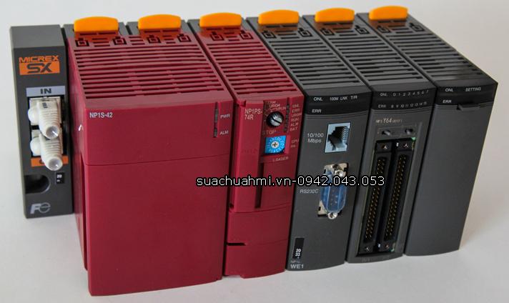 Sửa chữa bộ điều khiển PLC Fuji, Hotline: 0942.043.053 hoặc 0977.130.973
