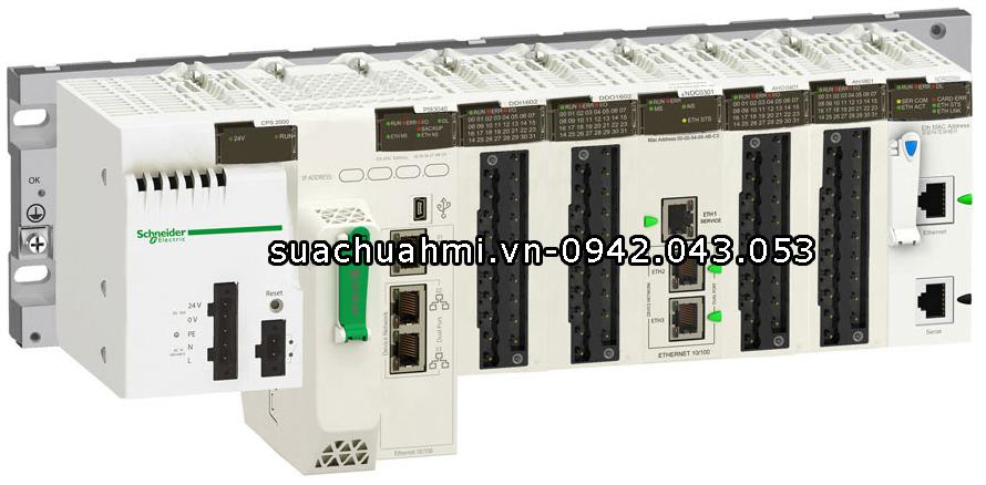 Chuyên sửa chữa bộ điều khiển PLC Schneider Hotline: 0942.043.053 hoặc 0977.130.973