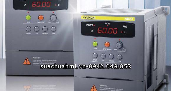 Chuyên sửa chữa biến tần Huyndai. Hotline: 0942.043.053 hoặc 0977.130.973